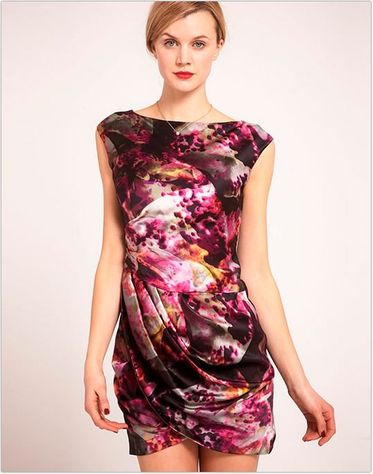 Модне плаття літнє 2014 фото